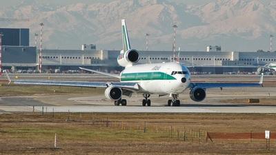 I-DUPE - McDonnell Douglas MD-11(CF) - Alitalia