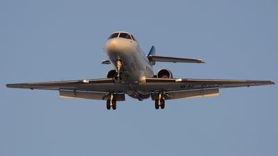 9H-BOB - British Aerospace BAe 125-800B - Beaver Jet