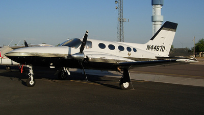 A picture of N4467D - Cessna 421C Golden Eagle - [421C0634] - © Sun Valley Aviation