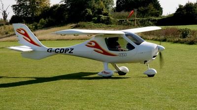 A picture of GCDPZ - Flight Design CT2K - [8124] - © Paul Chandler