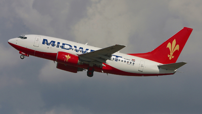 SU-MWC - Boeing 737-683 - Midwest Airlines