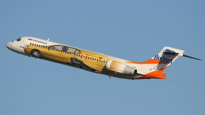 VH-YQJ - Boeing 717-231 - Jetstar Airways