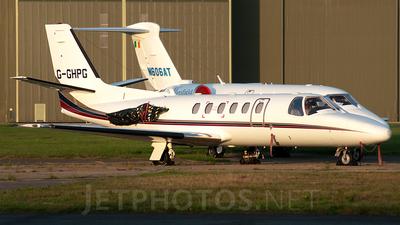 G-GHPG - Cessna 550B Citation Bravo - London Executive Aviation