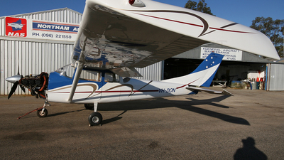 VH-DON - Cessna 182E Skylane - Private