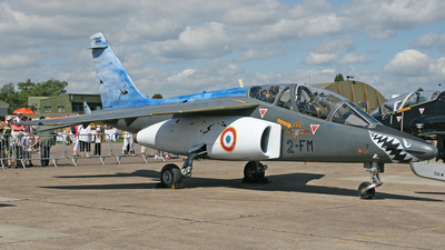 E105 - Dassault-Breguet-Dornier Alpha Jet E - France - Air Force