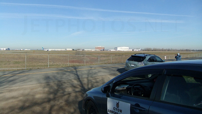 CYOW - Airport - Spotting Location