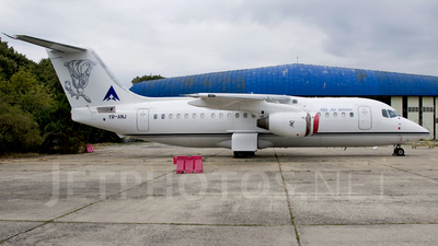 YR-ANJ - British Aerospace BAe 146-200 - Alfa Air Services