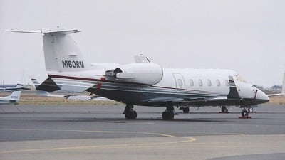 N160RM - Bombardier Learjet 60 - Private