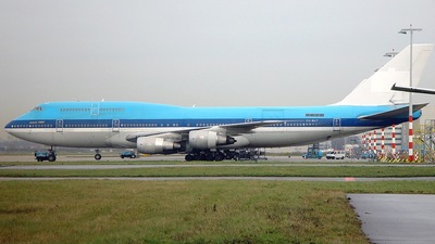 PH-BUT - Boeing 747-206B(M)(SUD) - Air Atlanta Icelandic
