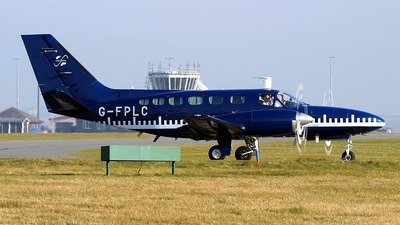 G-FPLC - Cessna 441 Conquest II - FR Aviation