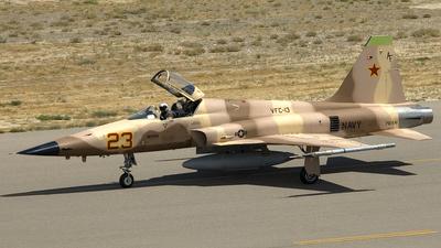 761541 - Northrop F-5N Tiger II - United States - US Navy (USN)