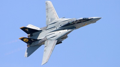 164342 - Grumman F-14D Tomcat - United States - US Navy (USN)