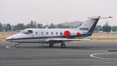 N165HB - Beechcraft 400A Beechjet - Private