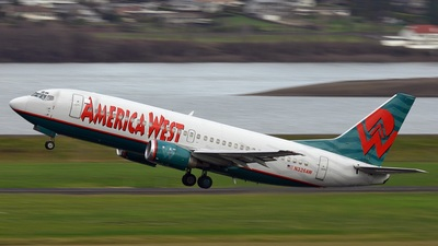 N326AW - Boeing 737-301 - America West Airlines