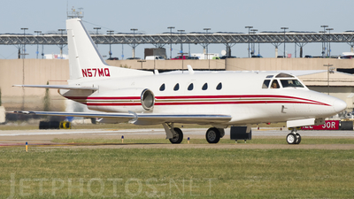 A picture of N57MQ - Rockwell Na26565 - [46511] - © Clint Cottrell Jr.