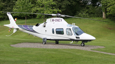 M-ONEY - Agusta A109E Power - Private