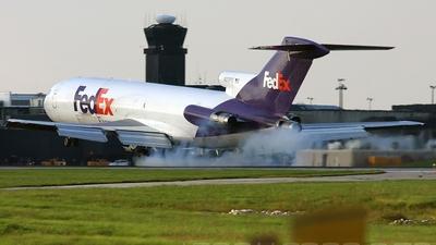 N271FE - Boeing 727-233(Adv)(F) - FedEx