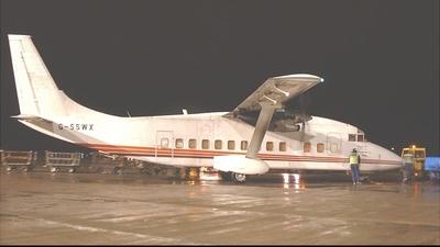G-SSWX - Short 360-100 - Streamline Aviation