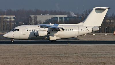 SE-DJX - British Aerospace Avro RJ70 - Transwede Airways