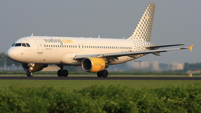 EC-JGM - Airbus A320-214 - Vueling Airlines