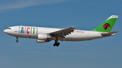 TC-ACZ - Airbus A300B4-103(F) - ACT Airlines