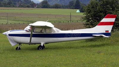 A picture of DEFST - Cessna FR172K Hawk XP - [0594] - © HansAir