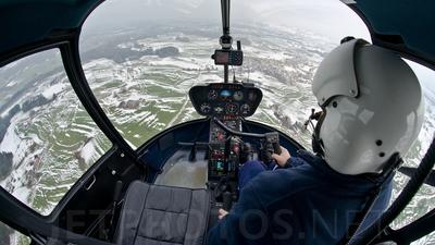 HB-ZKI - Robinson R44 Raven II - Heli Sitterdorf
