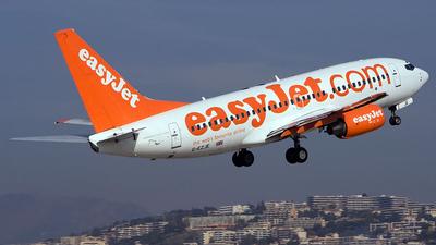 G-EZJE - Boeing 737-73V - easyJet