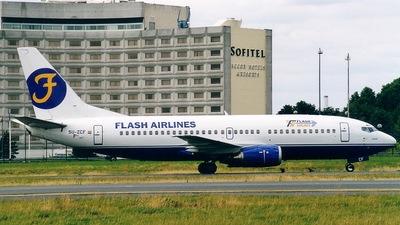 SU-ZCF - Boeing 737-3Q8 - Flash Airlines