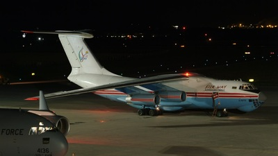A picture of 4KAZ26 - Ilyushin IL76TD - Silk Way Airlines - © Walter Höllhumer