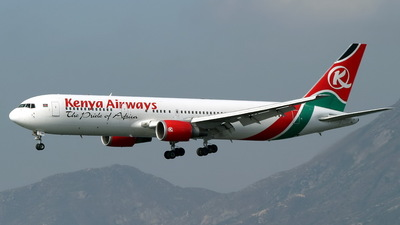 5Y-KQR - Boeing 767-3P6(ER) - Kenya Airways