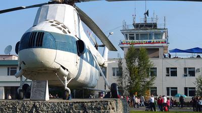 CCCP-06119 - Mil Mi-4 Hound - Aeroflot