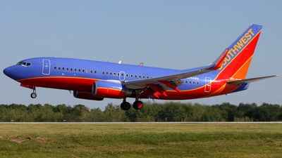 N294WN - Boeing 737-7H4 - Southwest Airlines