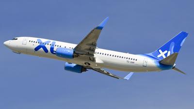 TC-AAP - Boeing 737-86N - XL Airways
