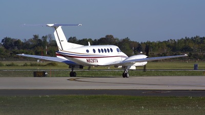 N626TA - Beechcraft 200 Super King Air - Private