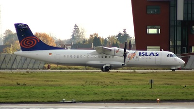 PH-XLH - ATR 72-201 - Islas Airways
