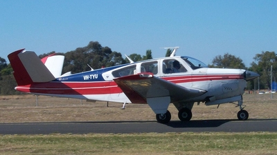 A picture of VHTYU - Beech V35B - [D10058] - © ADG