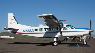 A picture of N1458Q - Cessna 208 Caravan I - [20800348] - © Sun Valley Aviation