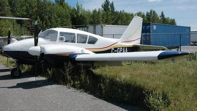 C-GPAA - Piper PA-23-235 Apache - Private
