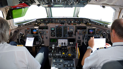 I-DAVU - McDonnell Douglas MD-82 - Alitalia