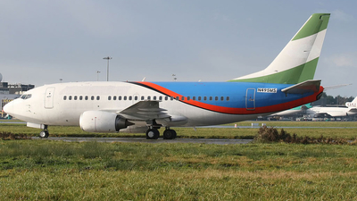 N495MS - Boeing 737-5H6 - Untitled