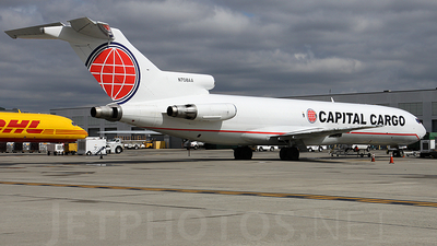 N708AA - Boeing 727-223(Adv)(F) - Capital Cargo International Airlines