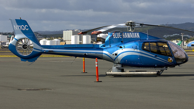 N11QC - Eurocopter EC 130B4 - Blue Hawaiian Helicopters
