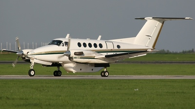 F-GLIF - Beechcraft 200 Super King Air - Chalair Aviation