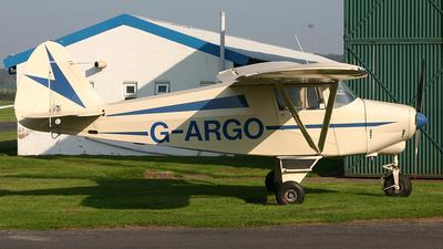 G-ARGO - Piper PA-22-108 Colt - Private