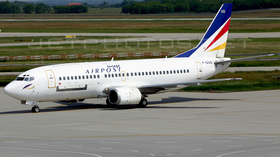F-GIXO - Boeing 737-3Q8(QC) - Europe Airpost