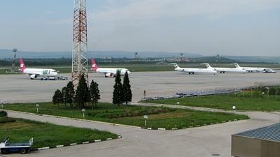 LBWN - Airport - Ramp
