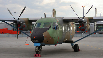 0206 - PZL-Mielec M-28B Bryza - Poland - Air Force