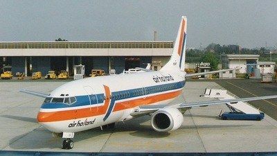 PH-OZA - Boeing 737-3L9 - Air Holland