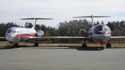 N891US - Fokker 100 - USAir